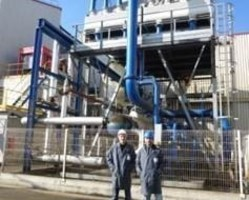 Infigroup - Marseille - Electricity production
